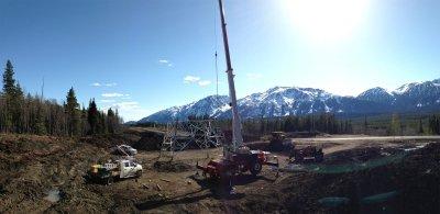 crane - construction